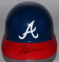 Tom Glavine Signed Braves Full-Size Replica Batting Helmet (JSA COA)