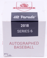Hit Parade Autographed Baseball Mystery Box - 2018 Series 6