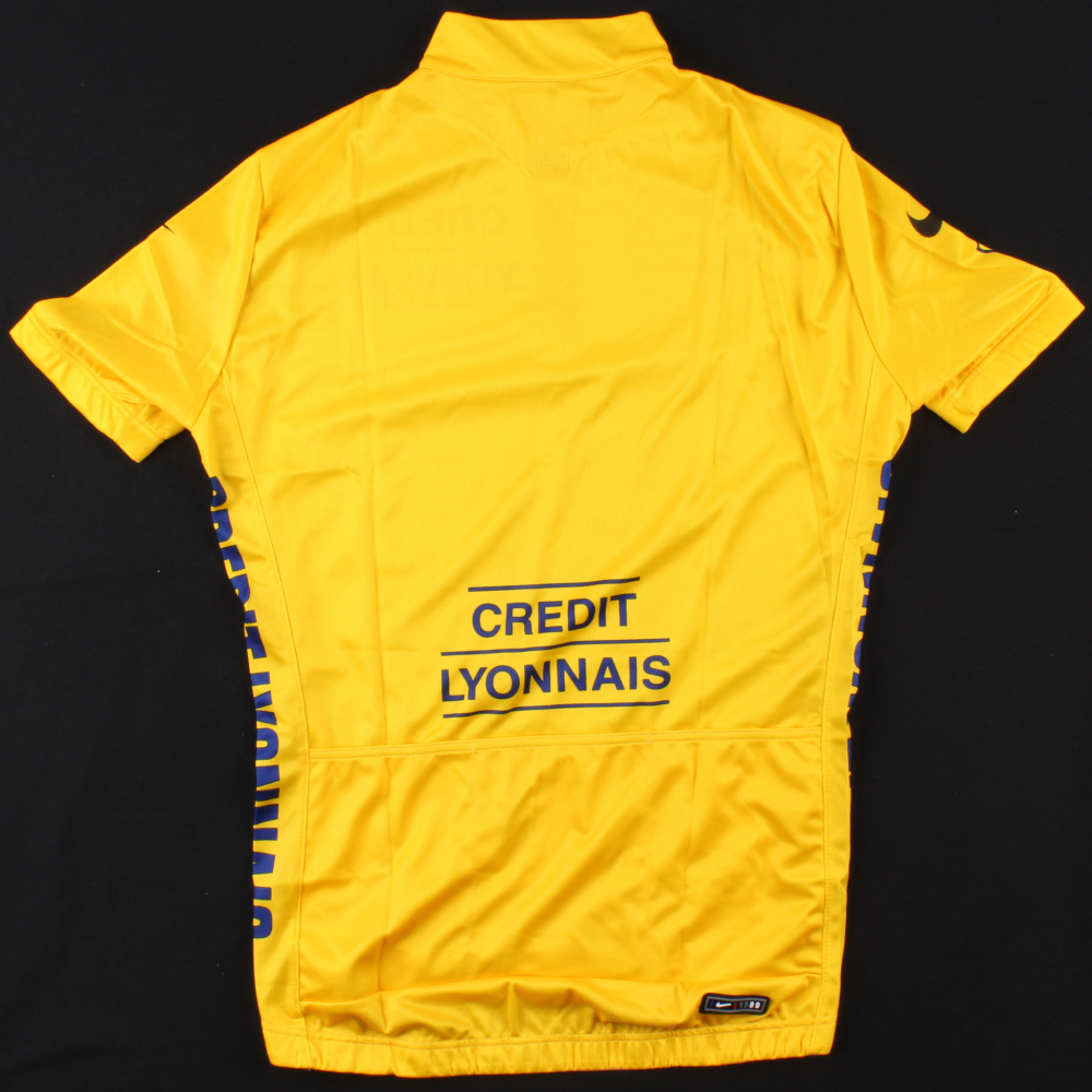 Lance Armstrong Signed 1999