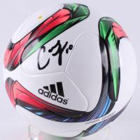 Carli Lloyd Signed Adidas Soccer Ball (Radtke COA & Lloyd Hologram)
