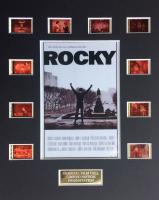 """Rocky"" Limited Edition Original Film/Movie Cell Display"