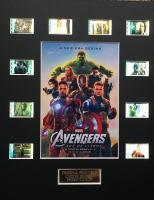 """""""Avengers Age of Ultron"""" Limited Edition Original Film/Movie Cell Display at PristineAuction.com"""