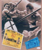 Ken Norton Signed 12x14 Photo (JSA COA)