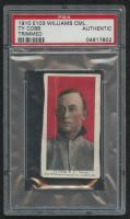 1910 Williams Caramel E103 #6 Ty Cobb (PSA Authentic) (Trimmed)