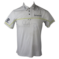 Rory Mcilroy Signed Oakley Golf Shirt (JSA COA)