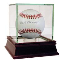 Earl Averill Signed OAL Baseball (JSA Holgoram)