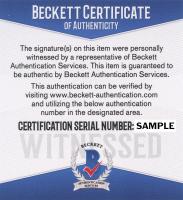 President James Monroe Signed Envelope (Beckett COA) at PristineAuction.com