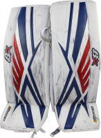 Antti Raanta 2015-2016 Game Used Goalie Pads (Steiner COA) at PristineAuction.com