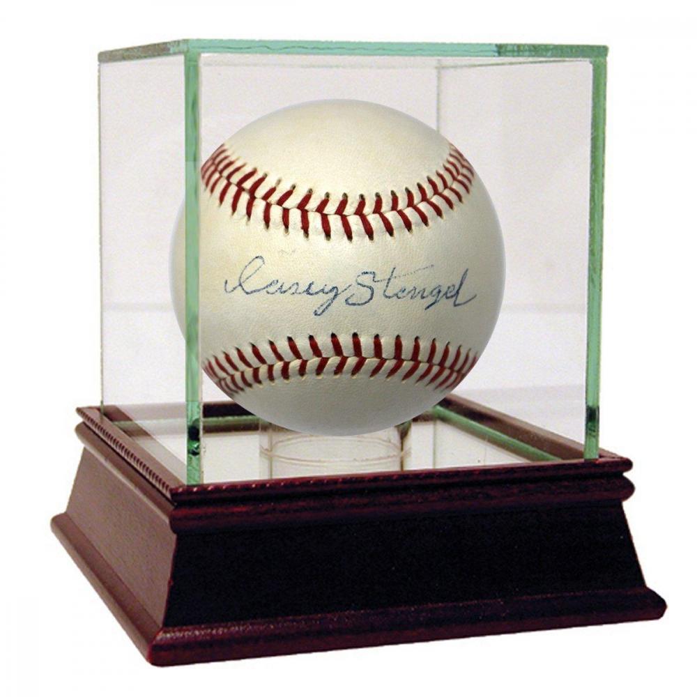 Casey Stengel Signed OAL Baseball (JSA Hologram) at PristineAuction.com
