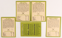 Complete Set of (67) 1963 Fleer Baseball Cards with Checklist, #5 Willie Mays, #42 Sandy Koufax, #56 Roberto Clemente, #46 Joe Adcock at PristineAuction.com