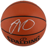 Jayson Tatum Signed  Basketball (Fanatics Hologram) at PristineAuction.com