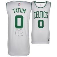 Jayson Tatum Signed Celtics Fast Break Jersey (Fanatics Hologram) at PristineAuction.com