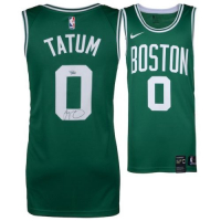 Jayson Tatum Signed Nike Celtics Jersey (Fanatics Hologram) at PristineAuction.com