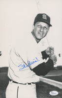 Stan Musial Signed Cardinals 7x11 Photo (JSA COA) at PristineAuction.com