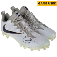 Cooper Kupp Signed Rams Game-Used Pair of Nike Cleats (Fanatics COA)