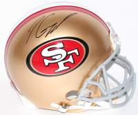 Jimmy Garoppolo Signed 49ers Full Size Helmet (TriStar Hologram) at PristineAuction.com