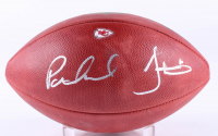 "Tyreek Hill & Patrick Mahomes Signed Chiefs ""The Duke"" Official NFL Game Ball (JSA COA)"