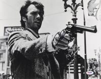 Clint Eastwood Signed 11x14 Photo (PSA LOA)