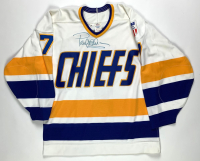 "Paul Newman Signed ""Slap Shot"" Charlestown Chiefs Jersey (JSA LOA)"