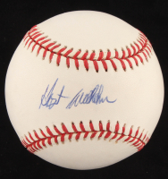 Hoyt Wilhelm Signed OAL Baseball (PSA COA) at PristineAuction.com