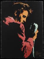 "Joe Petruccio Signed Elvis Presley ""Memphis '56"" Limited Edition 15.75x20.75 Fine Art Giclee on Canvas #30/175 (Pop Culture Vault COA & PA LOA)"