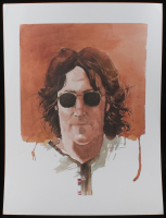 """Joe Petruccio - John Lennon """"Give Peace a Chance"""" 18x24 Giclee on Paper (PA LOA & PCV COA)"""