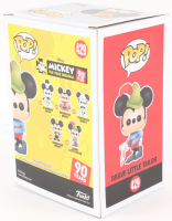 """Bret Iwan Signed & Inscribed Mickey Mouse Brave Little Tailor Disney #429 Funko Pop! Vinyl Figure Inscribed """"Mickey Mouse"""" (PA COA) at PristineAuction.com"""