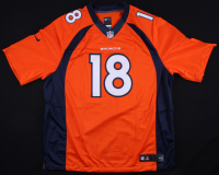 Peyton Manning Signed Broncos Jersey (Steiner COA, Radtke COA & Fanatics Hologram) at PristineAuction.com