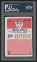1986-87 Fleer #57 Michael Jordan RC (PSA 9) (OC) at PristineAuction.com