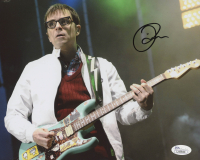"""Rivers Cuomo Signed """"Weezer"""" 8x10 Photo (JSA COA) at PristineAuction.com"""