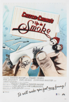 "Tommy Chong & Cheech Marin Signed ""Cheech y Chong's Up In Smoke"" 12x18 Movie Poster (Beckett COA) at PristineAuction.com"