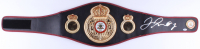 Floyd Mayweather Jr. Signed WBA Full-Size Heavyweight Champion Belt (Beckett COA)