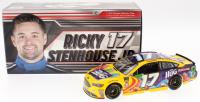 Ricky Stenhouse Jr. Signed 2018 NASCAR #17 Little Hug Fruit Barrels 1:24 LE Premium Action Diecast Car (PA COA)