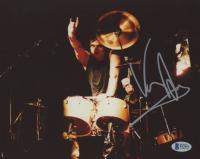 Vinny Appice Signed 8x10 Photo (Beckett COA)