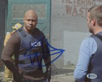 "LL Cool J Signed ""NCIS: Los Angeles"" 8x10 Photo (Beckett COA)"