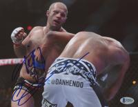 Fedor Emelianenko Signed 8x10 Photo (Beckett COA)