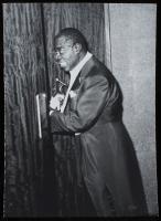 Louis Armstrong 14.25x19.75 MirrorPix Fine Art Giclee on Paper #5/95 (Pristine Auction LOA & Mirrorpix COA)