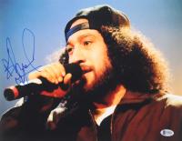 "B-Real Signed ""Cypress Hill"" 11x14 Photo (Beckett COA)"