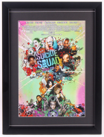 Suicide Squad 17x22.5 Custom Framed Movie Poster Display