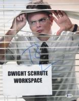 "Rainn Wilson Signed ""The Office"" 11x14 Photo (Beckett COA)"