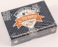 1992 Upper Deck MLB All-Star Fanfest Unopened Complete Set of (54) Baseball Cards at PristineAuction.com