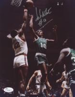 JoJo White Signed Celtics 8x10 Photo (JSA COA)