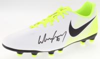 Wayne Rooney Signed Nike Magista Soccer Cleat (Beckett COA)