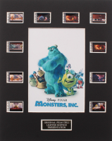 """Monsters, Inc."" Limited Edition Original Film/Movie Cell Display"