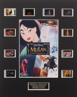 """Mulan"" Limited Edition Original Film/Movie Cell Display"