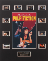 """""""Pulp Fiction"""" Limited Edition Original Film/Movie Cell Display"""