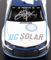 Kyle Larson Signed NASCAR #42 DC Solar 2018 Camaro - 1:24 Premium Action Diecast Car (PA COA)