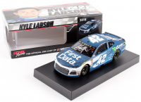 Kyle Larson Signed NASCAR #42 First Data 2018 Camaro - 1:24 Premium Action Diecast Car (PA COA)