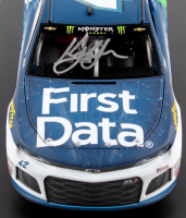 Kyle Larson Signed NASCAR #42 First Data 2018 Camaro - 1:24 Premium Action Diecast Car (PA COA) at PristineAuction.com