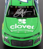 Kyle Larson Signed NASCAR #42 Clover / First Data 2018 Camaro - 1:24 Premium Action Diecast Car (PA COA) at PristineAuction.com